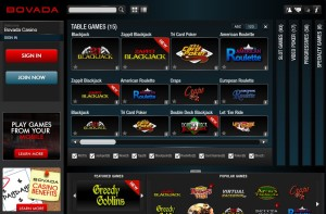 bovada-casino-other-games