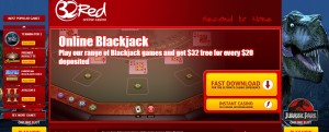 32red-blackjack-bonuses